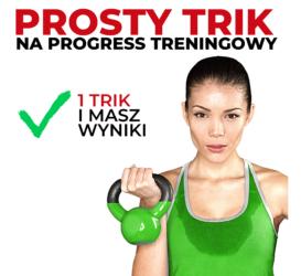 Prosty trik na nieustający progres treningowy.