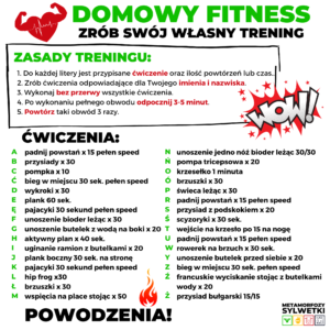 Read more about the article Domowy Fitness